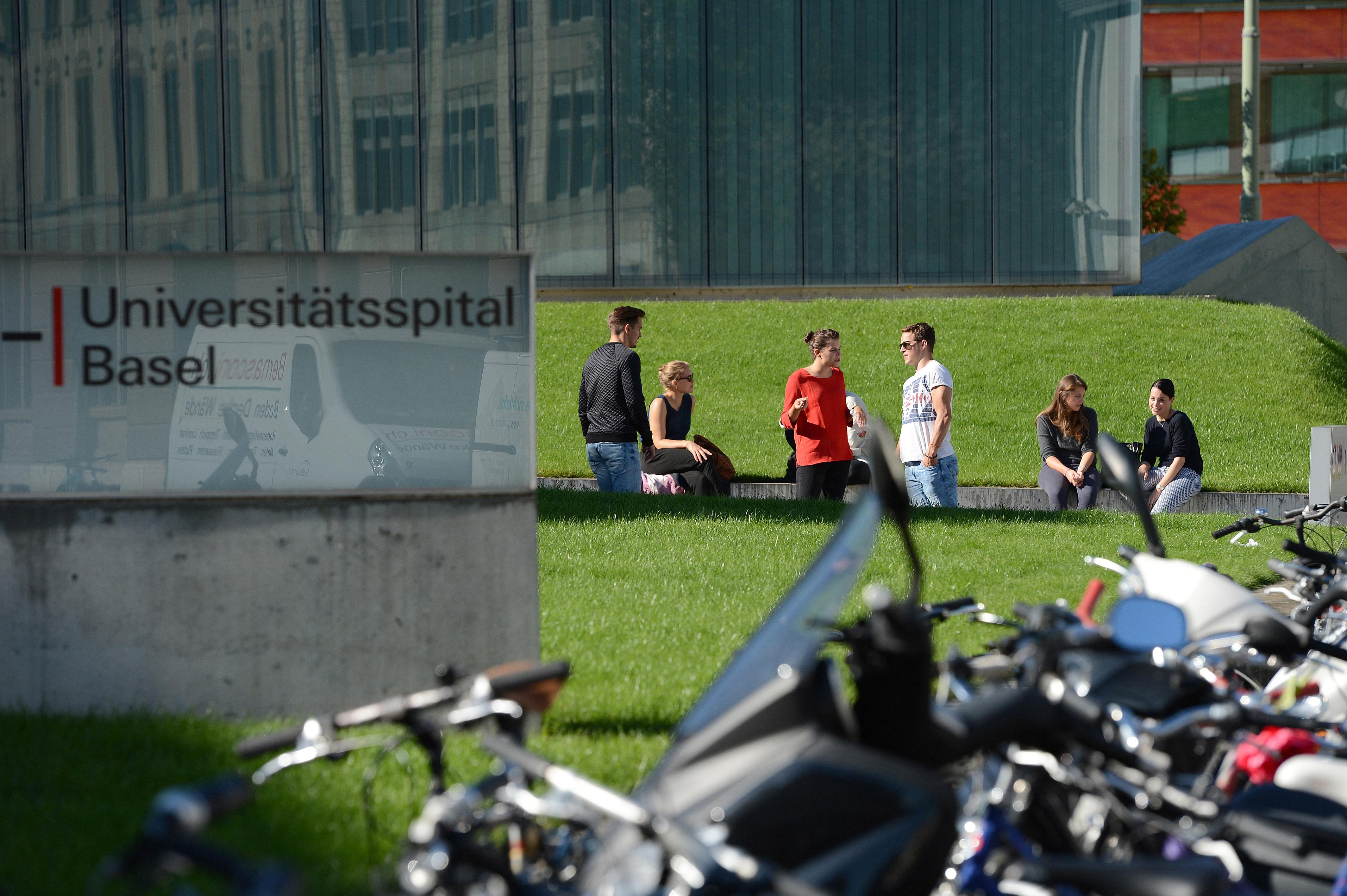 Bildung einer Spitalgruppe beider Basel