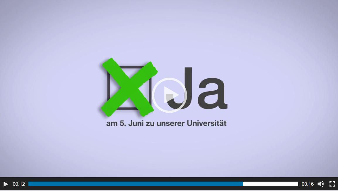 Für eine starke Universität Basel