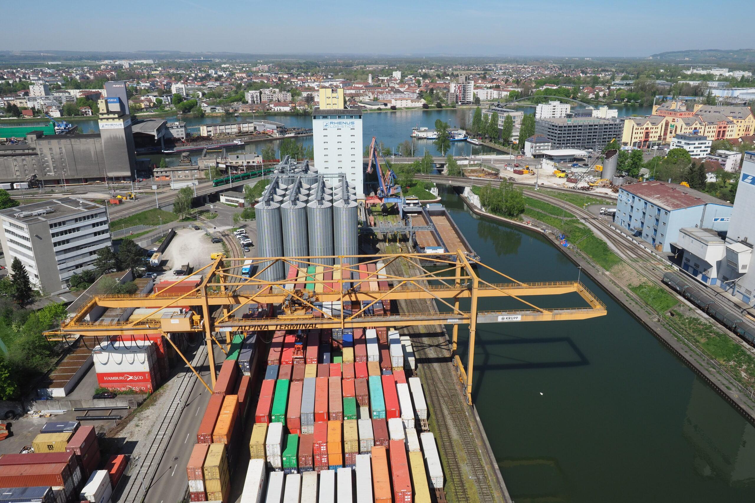 Kredit zum Bau des Hafenbeckens 3 – wegweisender Entscheid des Grossen Rats