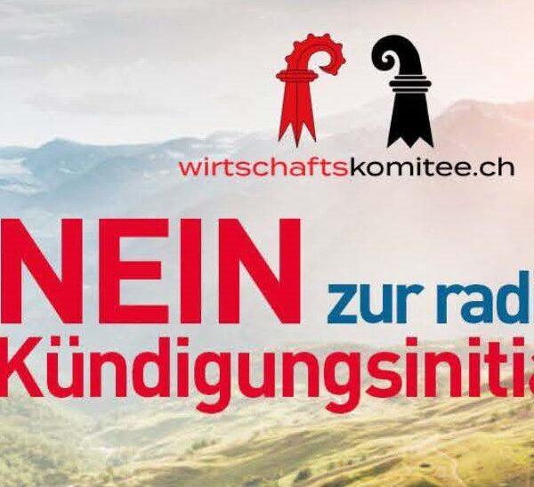 Bilateraler Weg für die Schweiz und die Region Basel gesichert
