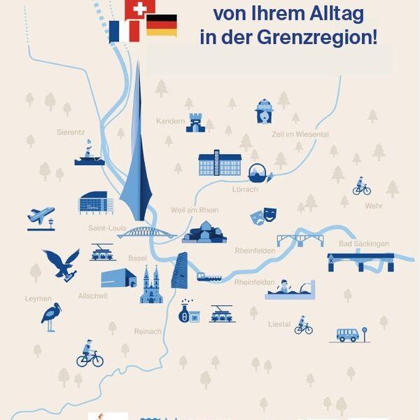 Der Trinationalen Eurodistrict Basel möchte Ihre Meinung wissen!